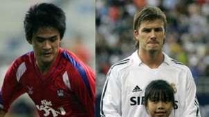 ??????? ???????, David Beckham