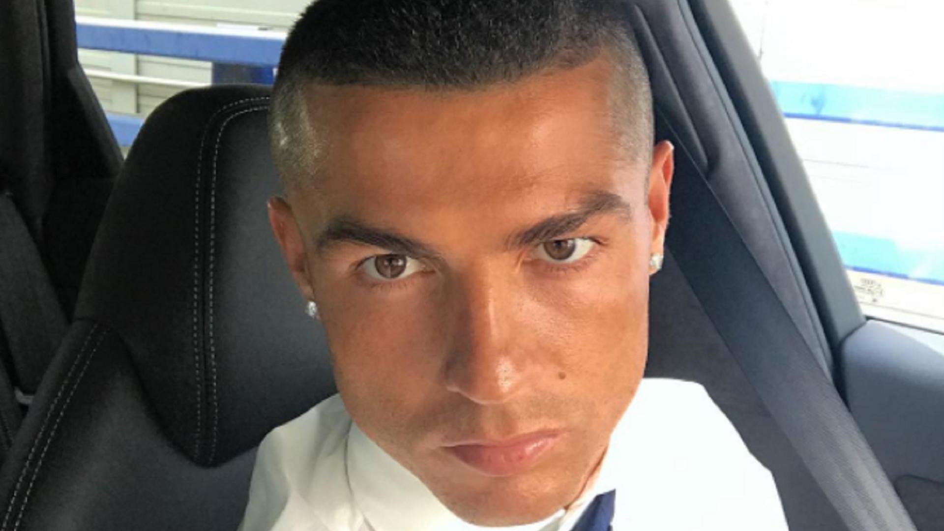 Taglio capelli ronaldo fenomeno