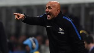 Luciano Spalletti Milan Inter 04042018