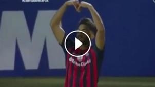 VIDEO PLAY Gol Blandi Universidad Catolica San Lorenzo Copa Libertadores 12042017