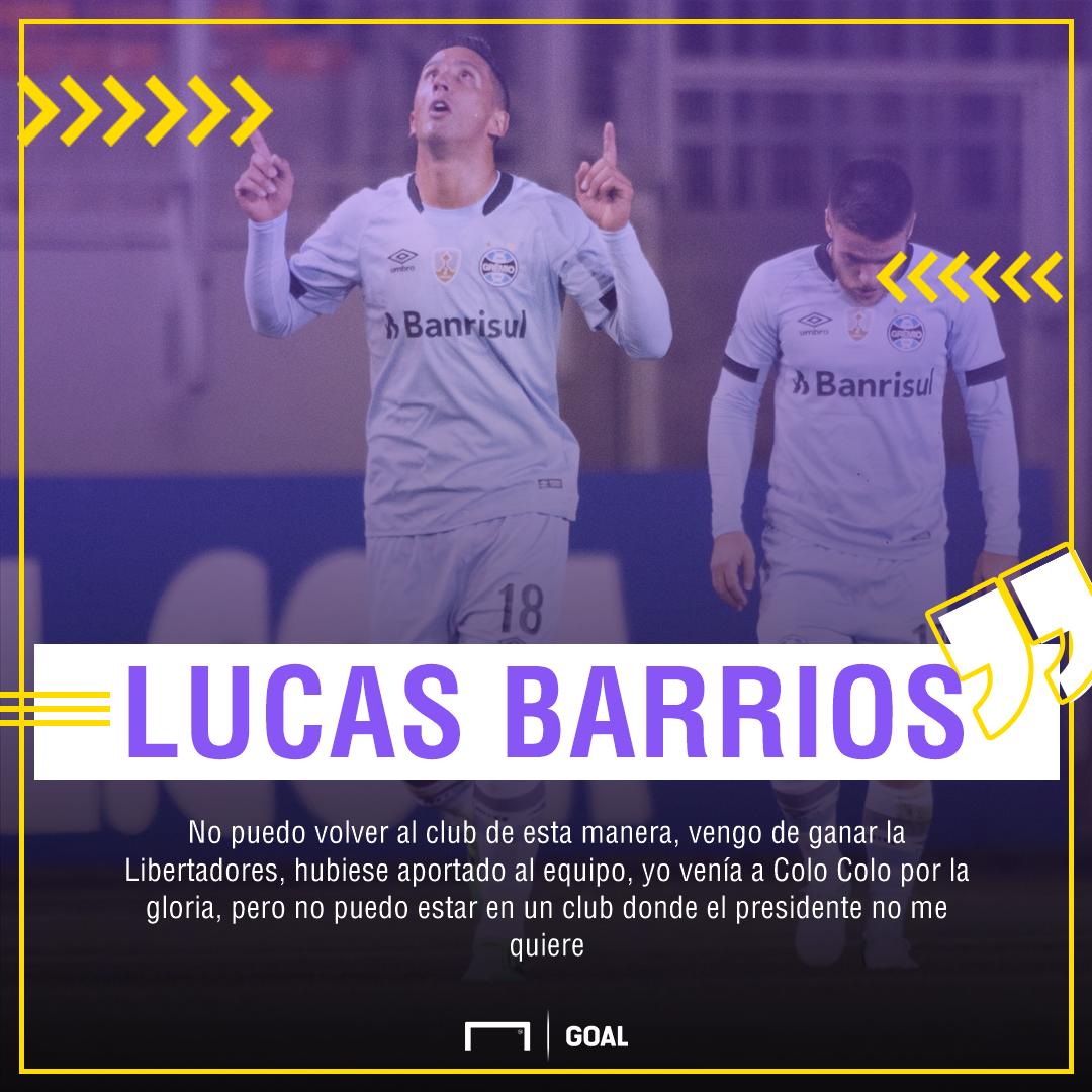 Tottenham V Ajax Tv: Las Frases Más Polémicas De Lucas Barrios Luego De Su