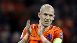 Arjen Robben, Netherlands - Sweden, 10102017