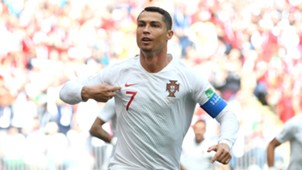 Cristiano Ronaldo Portugal Marrocos Copa do Mundo 20 06 2018