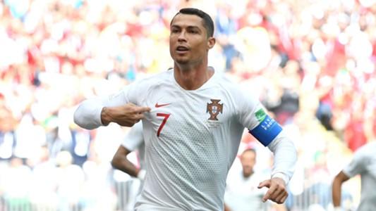Cristiano Ronaldo Portugal Marrocos Copa do Mundo 20 06 2018