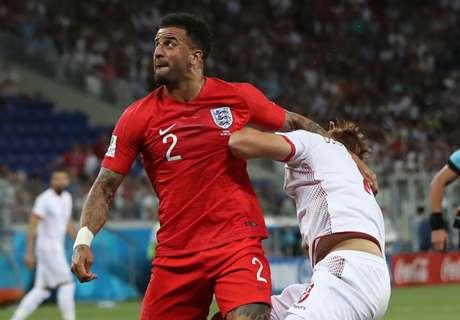 LIVE: Tunisia vs England