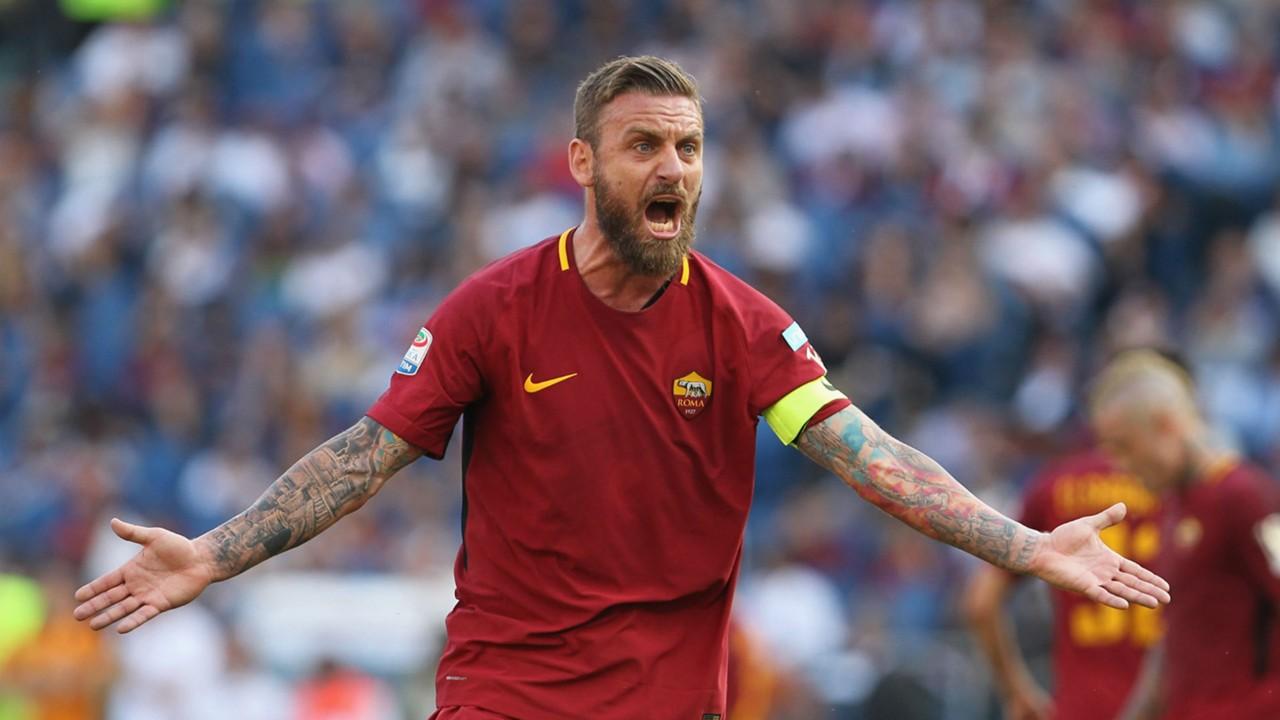 Serie A news Daniele De Rossi was prepared to leave Roma for big