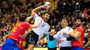 EXTRA TIME: Egypt stars celebrate handball team after World Championship triumph