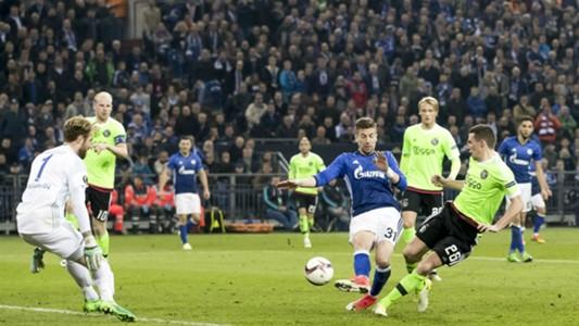 Nick Viergever, Schalke 04 vs. Ajax, 04212017