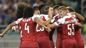 Arsenal Europa League 04102018