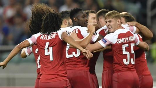 Arsenal Europa League 04102018