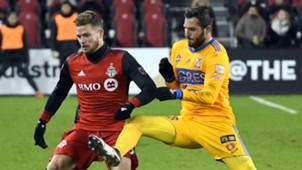 Eriq Zavaleta Andre-Pierre Gignac Toronto FC Tigres CCL