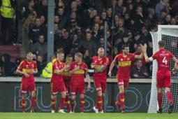 Go Ahead Eagles vs Jong Ajax