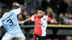 Tonny Vilhena, Feyenoord - Roda, Eredivisie 12242017