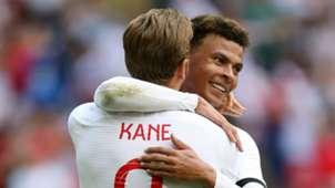 Harry Kane Dele Alli England 2017-18