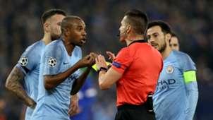 Fernandinho Manchester City Schalke 2019