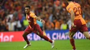 Garry Rodrigues Galatasaray Champions League 0918