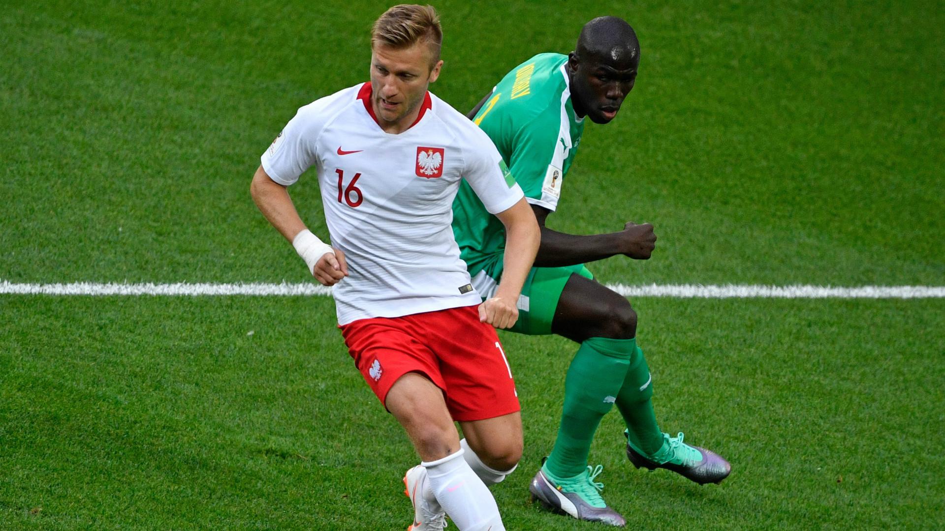 Jakub Błaszczykowski, Poland v Senegal, 2018 World Cup