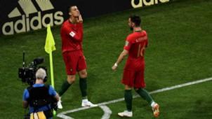 Ronaldo celebration