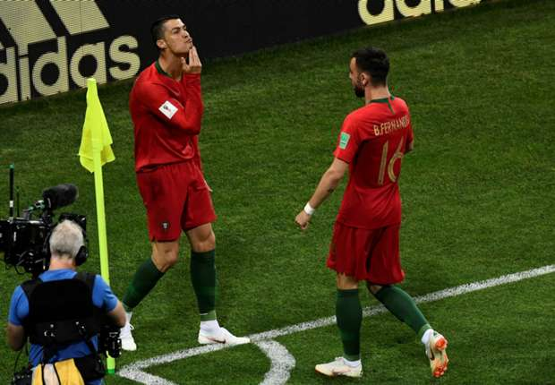 Image result wey dey for The Cristiano Show! Ronaldo genius denies Costa-inspired Spain in World Cup classic