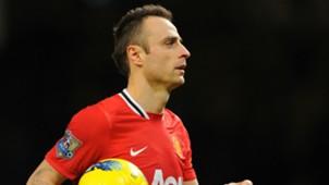 Dimitar Berbatov Manchester United 2011