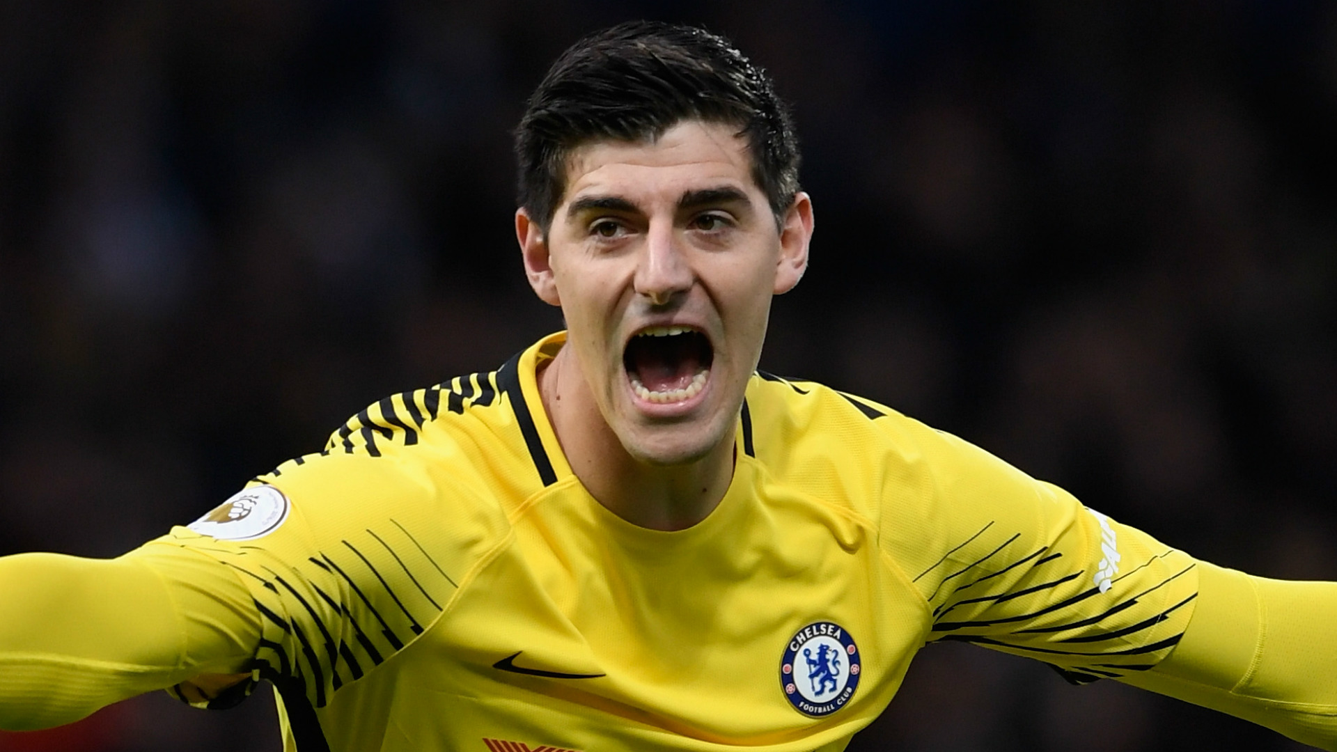 Thibaut Courtois believes he will sign new Chelsea contract before season ends