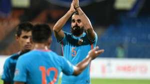 Sandesh Jhingan India Macau 2019 AFC Asian Cup qualifiers