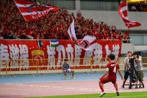 Shanghai SIPG vs Guangzhou Evergrande