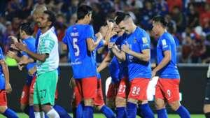 Gabriel Guerra, Johor Darul Ta'zim, Melaka United, Super League, 09/04/2017