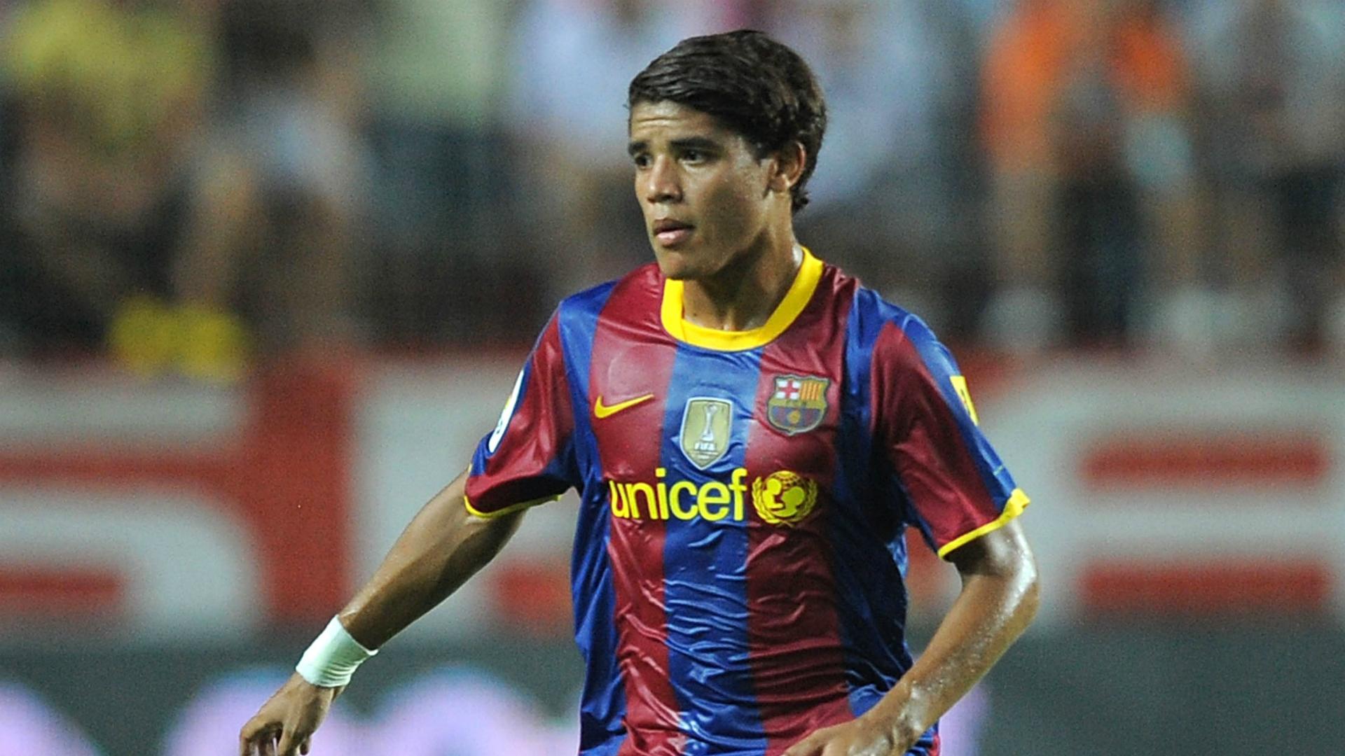Jonathan dos Santos Barcelona