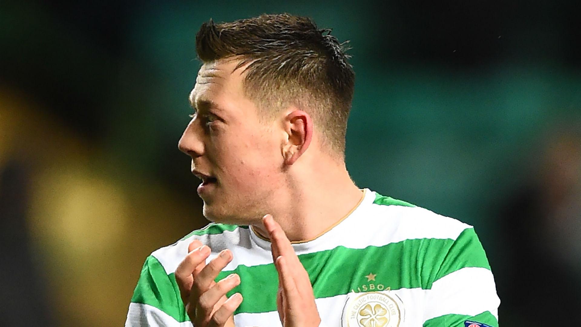 Callum McGregor Celtic Zenit