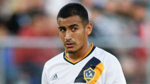 Jose Villarreal LA Galaxy