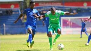 Gor Mahia striker Meddie Kagere.