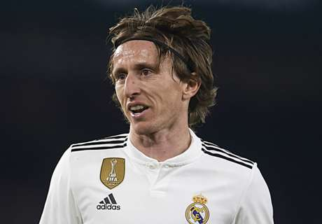 Modric wants to extend Real Madrid stay