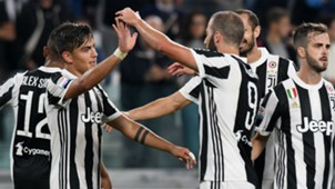 Paulo Dybala Gonzalo Higuain Juventus