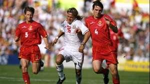 Belgium World Cup 1998