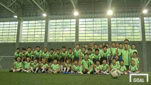Namhae elementary school football team