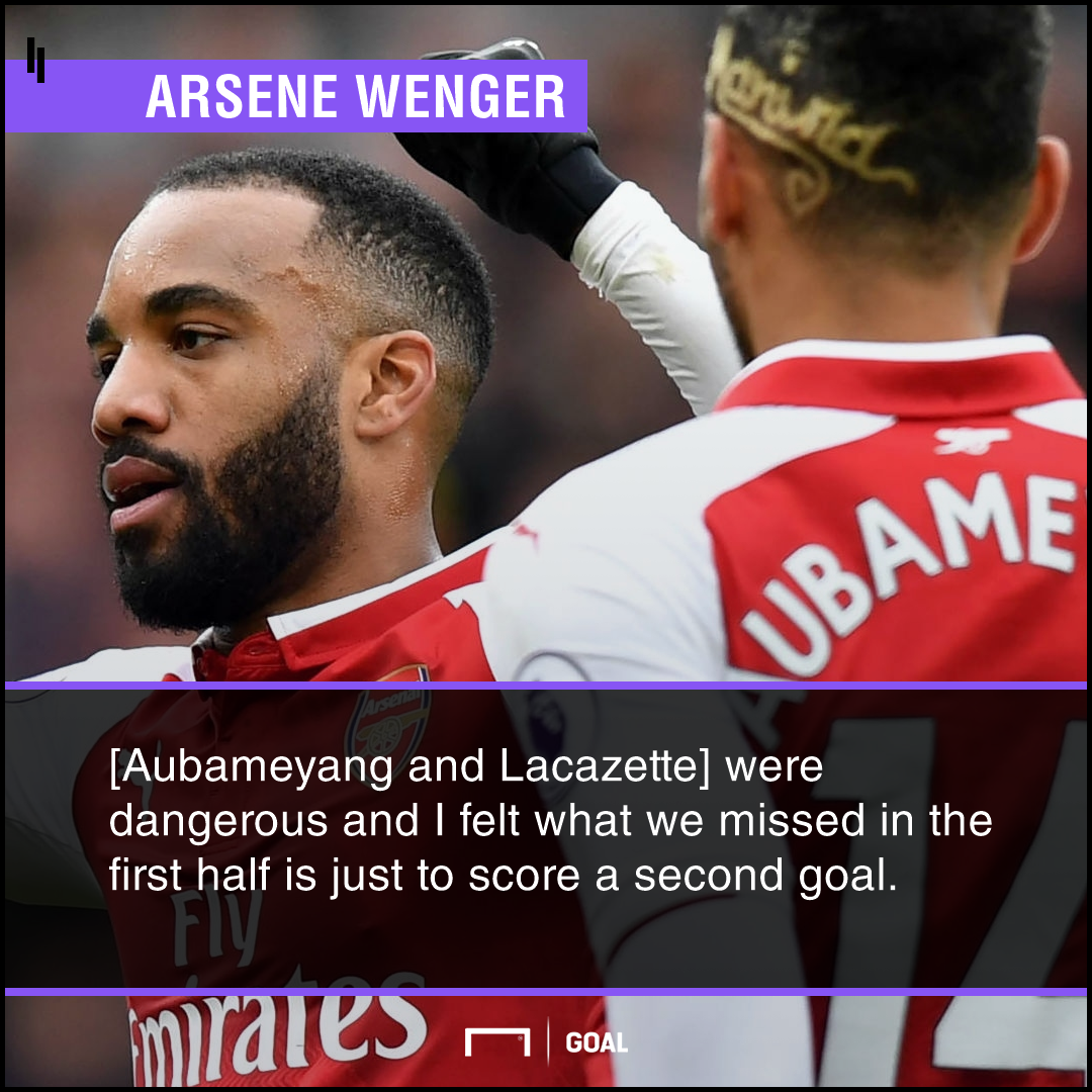 Aubameyang and Lacazette ps