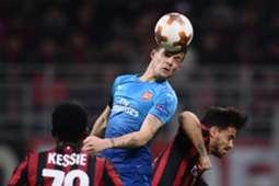 AC Milan vs Granit Xhaka