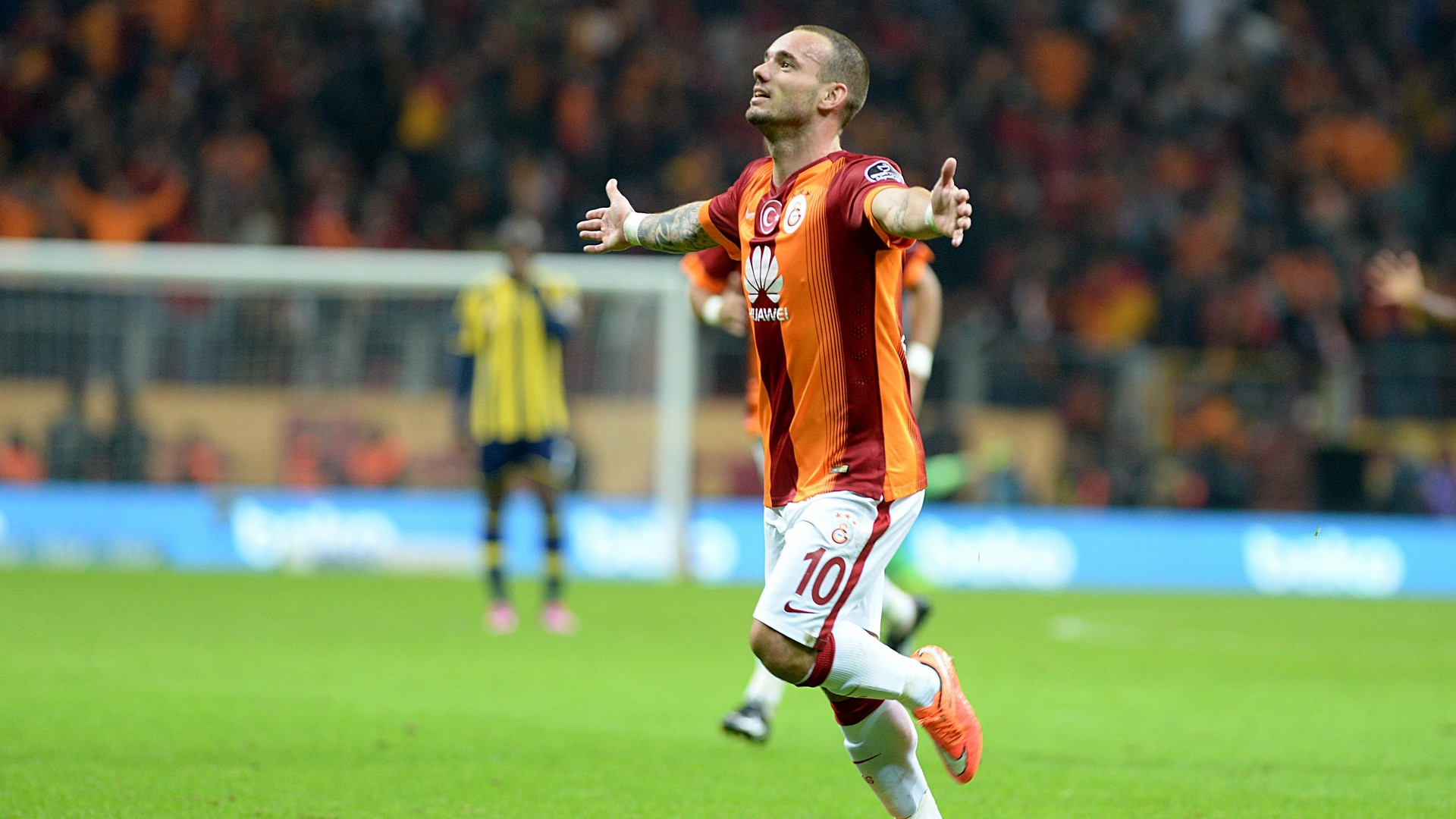 Wesley Sneijder Galatasaray 2014