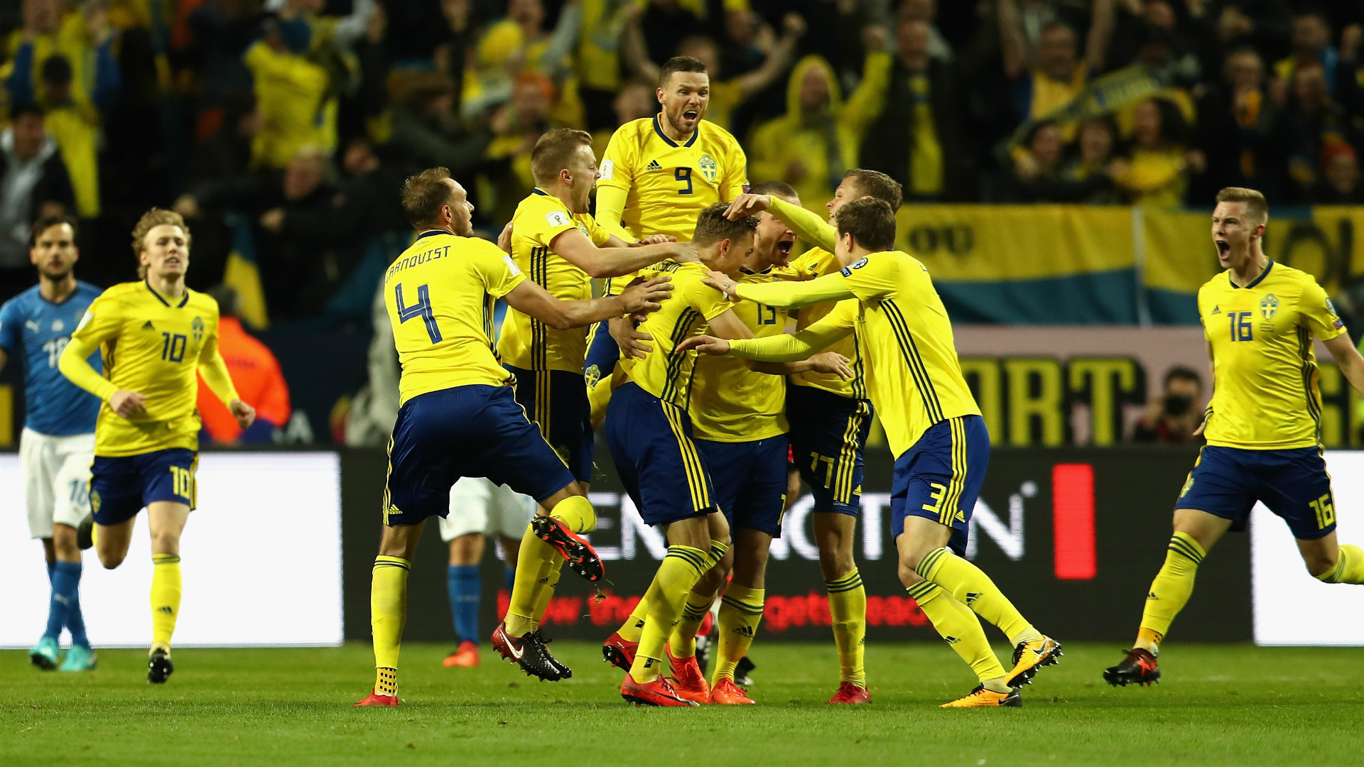 Sweden-Italy 4