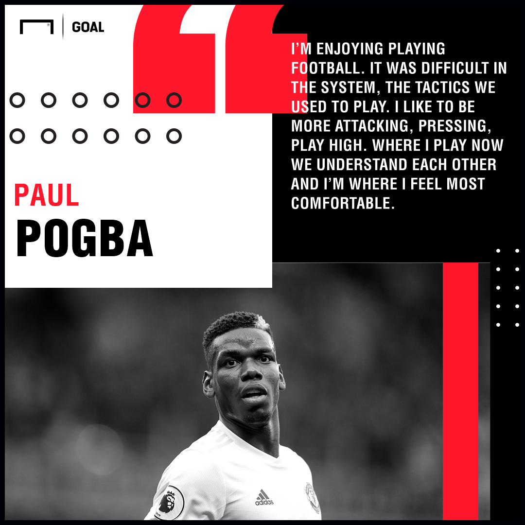 Paul Pogba quote