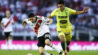 Matias Rojas Ignacio Fernandez River Defensa y Justicia Superliga 2019
