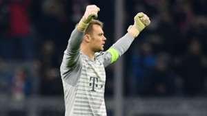 Manuel Neuer FC Bayern München Champions League 07112018