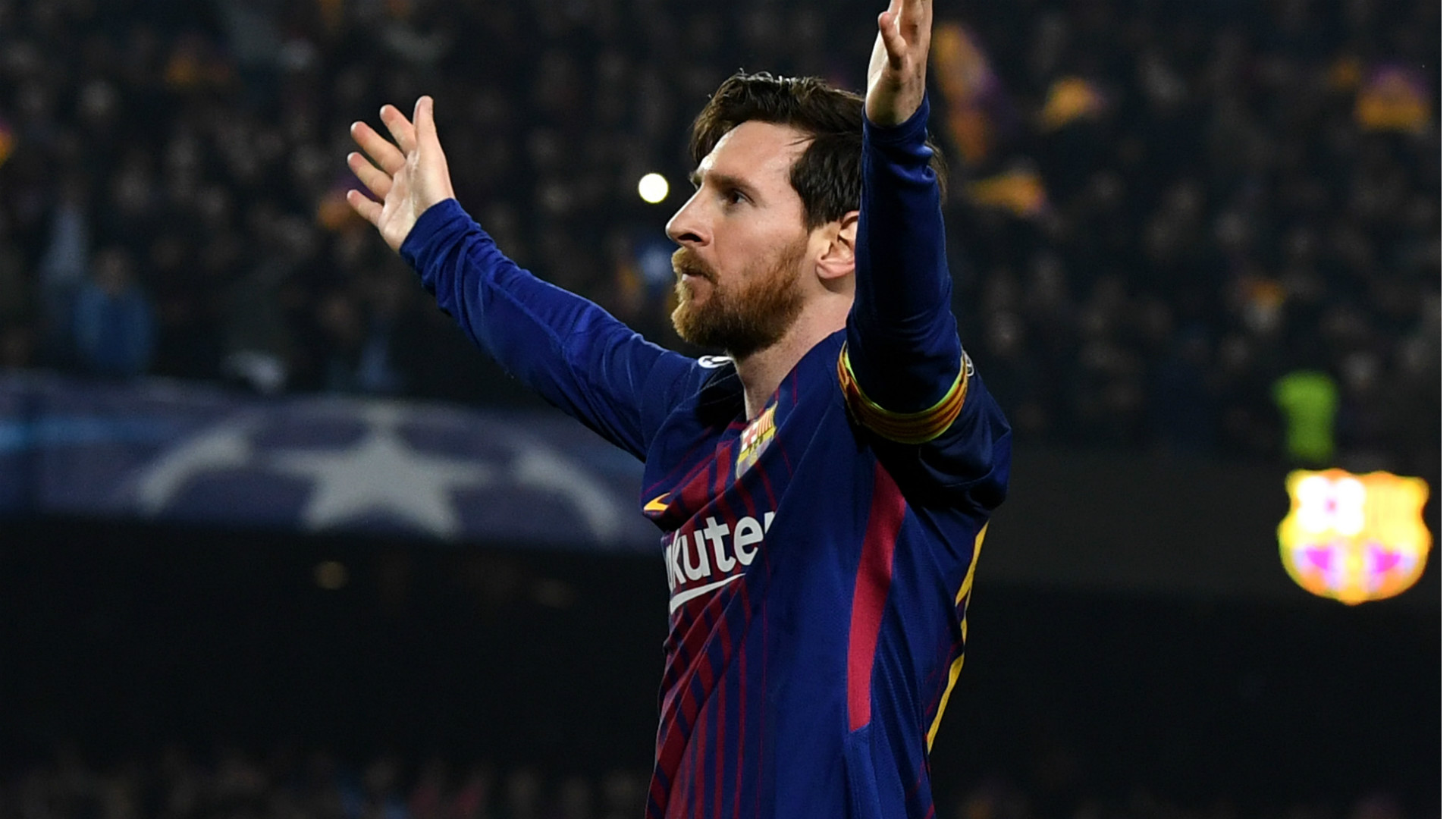 Unstoppable Messi Will Fire Barcelona To Champions League Glory Says Shevchenko Goal Com