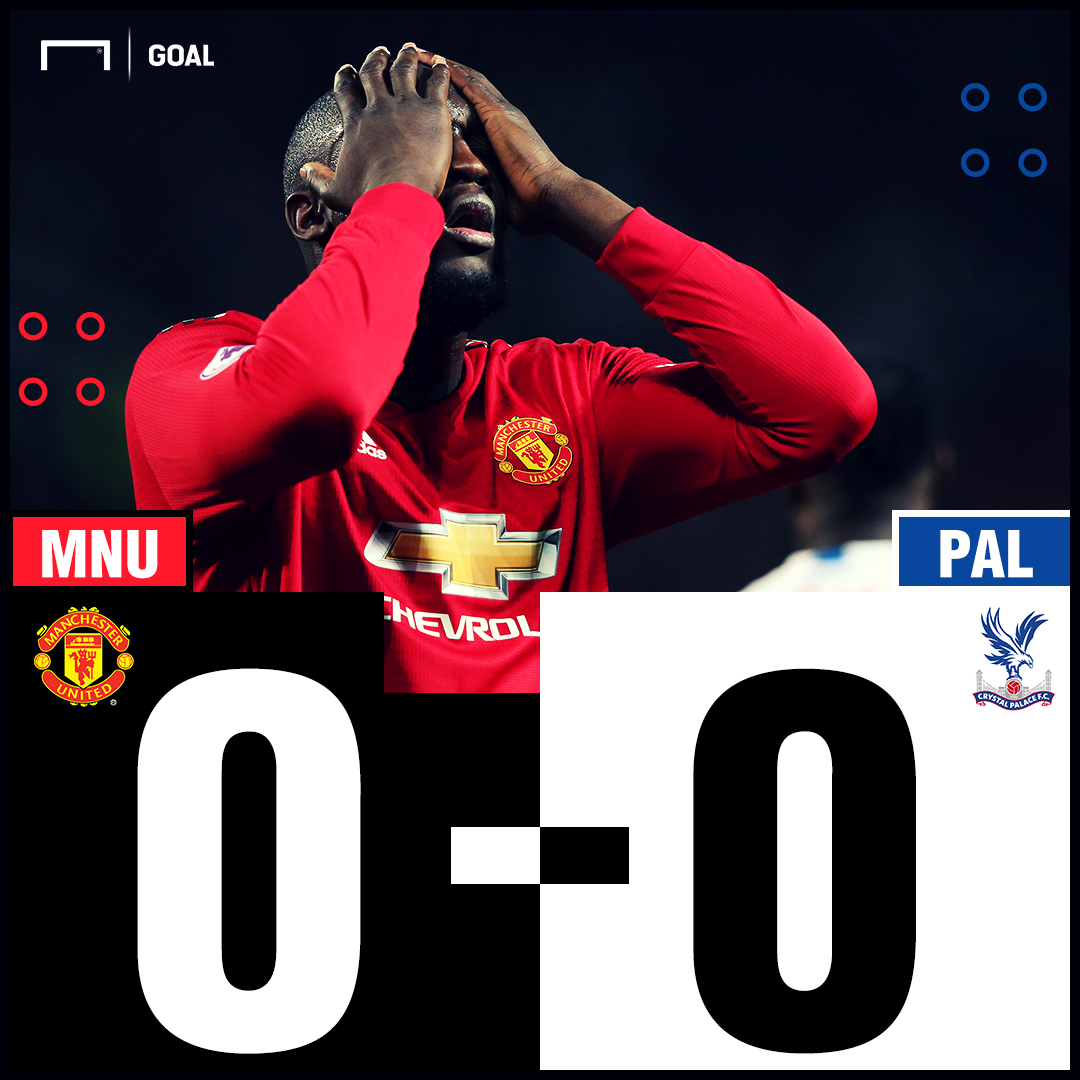 Manchester United Palace Score PS