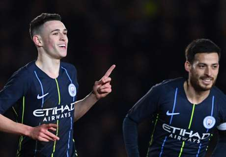 Sancho may have fled but Foden flourishing at City