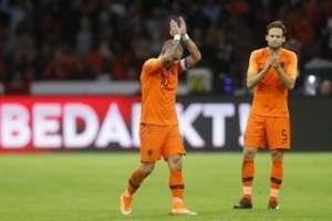 Wesley Sneijder Daley Blind - Netherlands