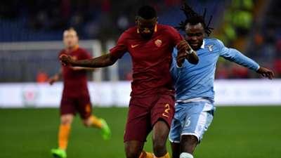 Antonio Rudiger Jordan Lukaku Lazio Roma Coppa Italia 03012017