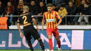 Kayserispor Galatasaray Mariano