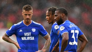 Joe Bennett Bobby Reid Junior Hoilett Cardiff City Premier League